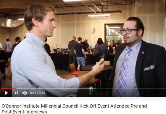 Pre and Post Millennial Council Video Screen Shot
