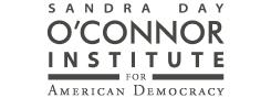O'Connor Institute logo grey color